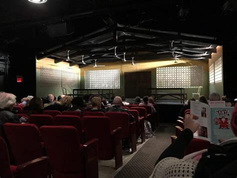 seat view reviews  lucille lortel theatre