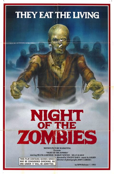 horror movie posters zombies poster night zombie movies film films hollywood fun discover hd