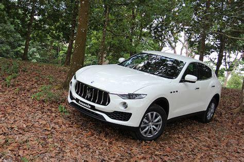 maserati kubang black maserati levante diesel review 2017 carbuyer