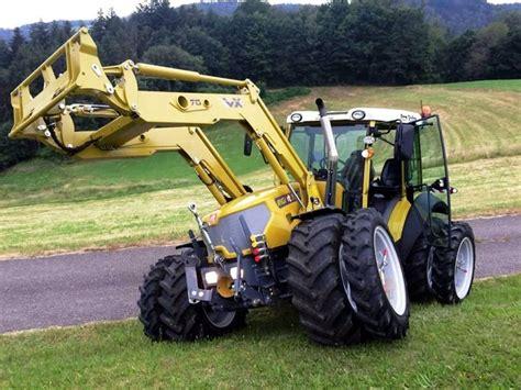 i trattori specializzati per l agricoltura di montagna