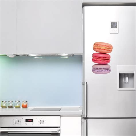 stickers de cuisine stickers muraux pour la cuisine sticker tour de macarons