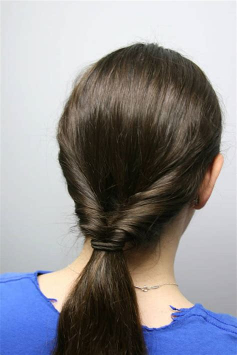 Hairstyles For Normal by 30 Simple Ponytail Hairstyles For Everyday Sheideas
