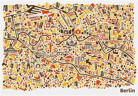 Kunstdrucke Bestellen by Berlin Stadtplan Poster Vianina Poster Kunstdruck Bei
