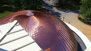 Compound Curve Cc10 Metal Standing Seam Panel Dimensional