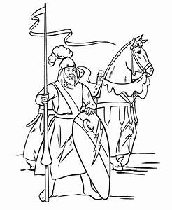 Medieval Coloring Pages: 30+ Image Colections - Gianfreda.net