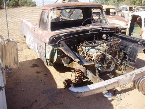 Used Parts by 1964 Ford Truck F250 64ft8098c Desert Valley Auto Parts
