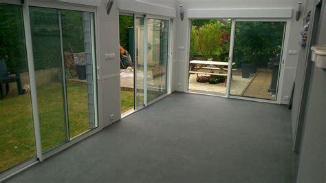 plaque de verre pour bureau une veranda a la place d 39 une terrasse aout 2013