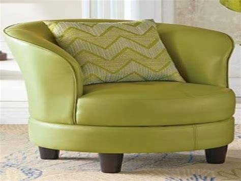 small leather chairs  small spaces ethan allen leather