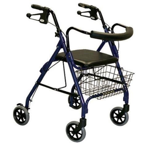 medline folding rollator walker 4 wheel rollator