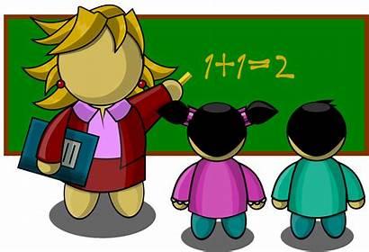 Educational Clipart Cliparts Clip Teacher Library Derecho