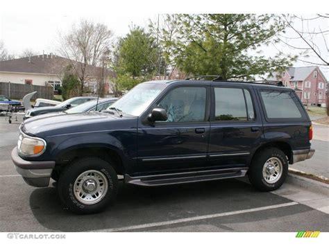 1995 Ford Explorer Xlt 1995 lapis blue metallic ford explorer xlt 4x4