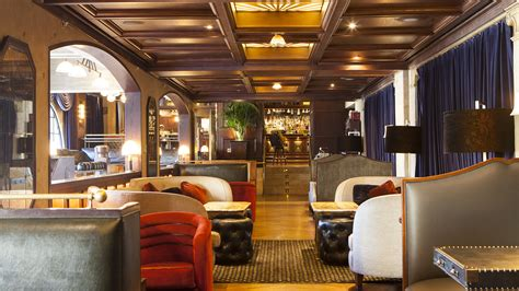 las  hotel bars  classiest lobby lounges