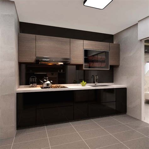 Kitchen Cabinets Interior by Interior Design Singapore Page 74 Of 245 Get Free