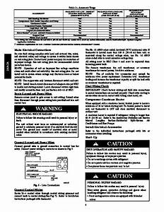 Carrier 24aca 3si Heat Air Conditioner Manual