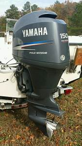 Yamaha Outboard Motor 150 - Replacement Engine Parts