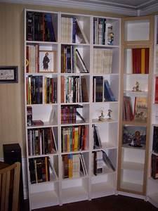 Bibliothèque D Angle Ikea : biblioth que billy ikea angle salon pinterest ~ Melissatoandfro.com Idées de Décoration