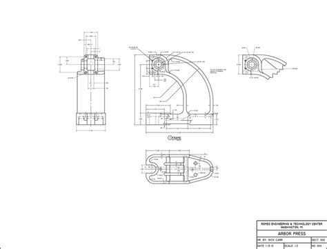 Assembly Detail Drawings Nick Carr Mechanical