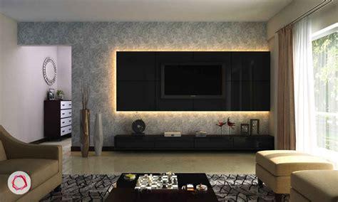stunning tv wall designs   living room