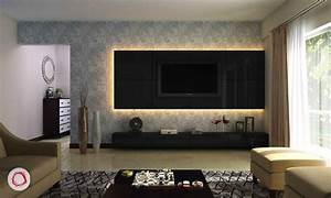 6 Stunning TV Wall Designs For Your Living Room