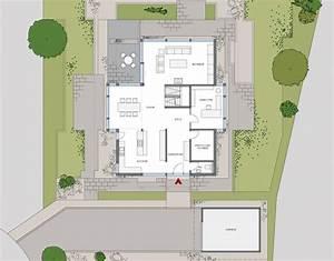 Modernes Haus Grundriss : modernes einfamilienhaus grundriss ~ Bigdaddyawards.com Haus und Dekorationen