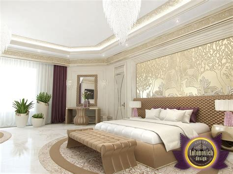 modern bedroom designs  luxury antonovich design