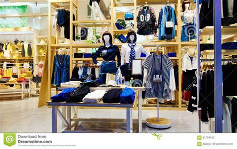 Image Clothing Store Clothing Store Shop Stock Photo Image Of Retail Shop