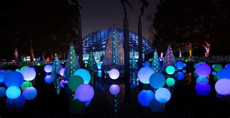 garden glow  missouri botanical garden