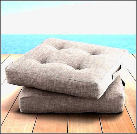 24x24 patio chair cushions 24 x 24 outdoor cushions home furniture design