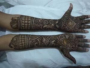 Latest Mehndi Designs For Hands: Bridal Mehndi Designs For ...