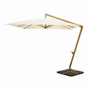 Jardiland Parasol Déporté : parasol de jardin d port cru camberra maisons du monde ~ Premium-room.com Idées de Décoration