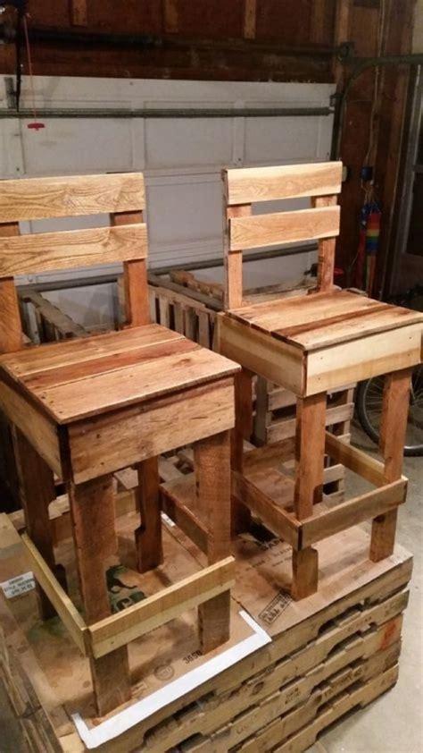 Table Et Chaises En Palettes Recyclées Wood Pixodium Pallet Furniture Ideas Pallet Diy Meubles