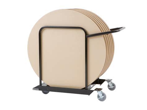 Mity Lite Folding Chair Cart by Mity Lite Ct Cart Edge Narrow