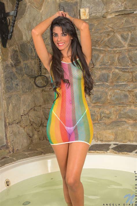 Venezuelan Brunette Teen PornPicturesHQ Com