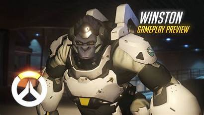 Overwatch Winston Gameplay 1080p Fps