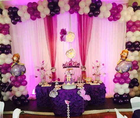 sofia   birthday party ideas photo