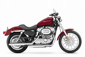 2007 Harley-davidson Xl 883 Sportster 883 Review