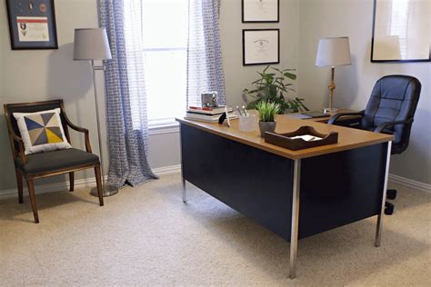 Office Desk Bc by Mid Mod Inspirations Mid Century Metal Desk Makeover