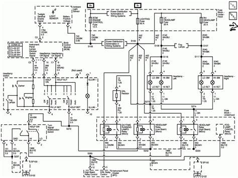 Gm Truck Trailer Wiring Diagram by 2011 Silverado Headlight Wiring Diagram Wiring Forums