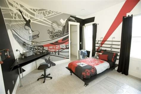 cool teen bedroom ideas that will your mind 35 cool teen bedroom ideas that will blow your mind 35 | Cool sporty themed teen bedroom decor
