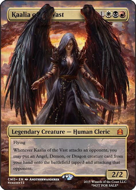 kaalia   vast dark fantasy art character art