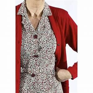 robe manches courtes boutonnee devant classique elegante With robe entièrement boutonnée devant