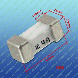 Fuse Smd 1808  Fusible Smd