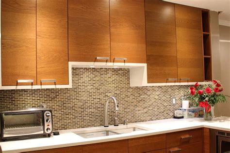 backsplash tile for kitchen peel and stick kitchen style ideas with brown glass peel stick