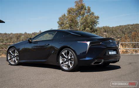 Review Lexus Lc by 2017 Lexus Lc 500 Review Performancedrive