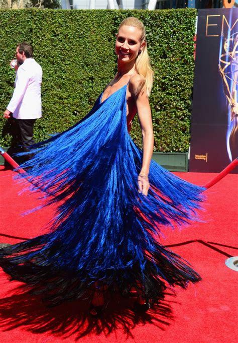 Heidi Klum Creative Arts Emmy Awards Los