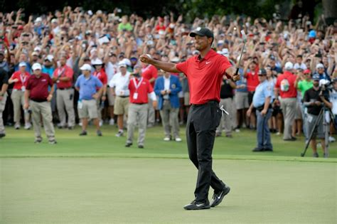 'Beautiful pandemonium': An oral history of Tiger Woods ...