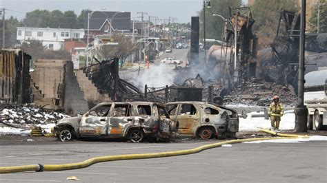 Death Toll In Lacmegantic Train Disaster Rises To 15