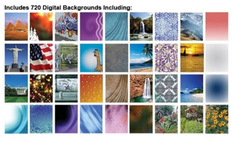 green screen software kit backdrop express
