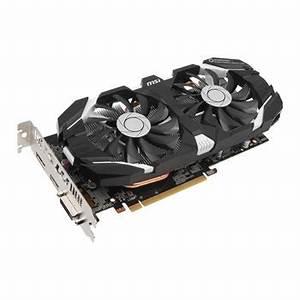 MSI NVIDIA GeForce GTX 1060 6GB 6GT OC V1 Graphics Card ...