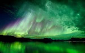Aurora northern southern lights projector brainstorm